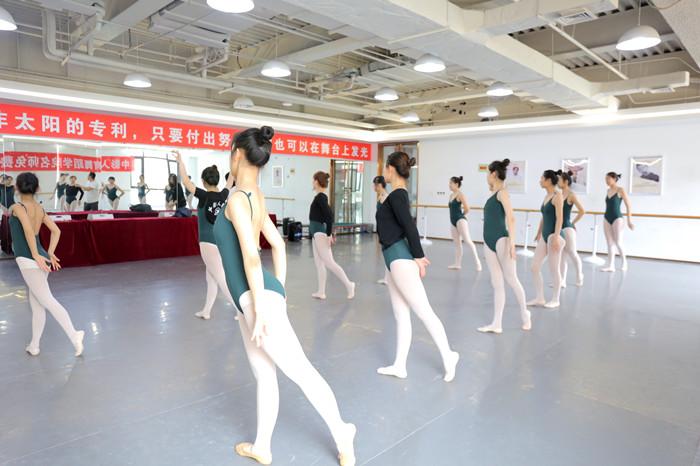 【Day4】中影人五一舞蹈体验营:甜美女学员的sunny day!我在中影人的第四天!